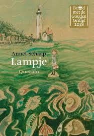 """Omslag van het boek """"Lampje"""" van Annet Schaap"""